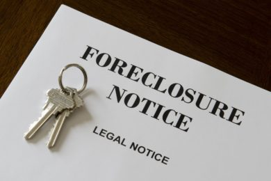 What To Do If The Sheriff Gives me a Foreclosure Notice