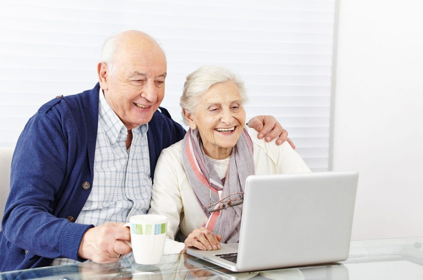 senior citizen mortgage modification program